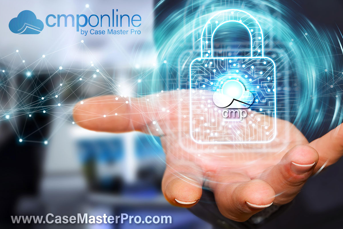CMPOnline Integrated Security for Law Firm Case Management
